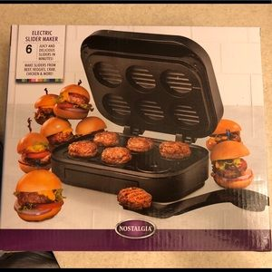 Other - New Unopened Slider Grill 🍔